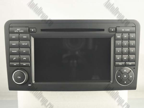 Navigatie Auto Mercedes Benz ML W164 - GL X164 | 4+64GB 15