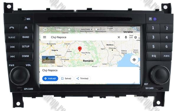 Navigatie Auto Mercedes C-Class/CLC W203 | AutoDrop.ro 15
