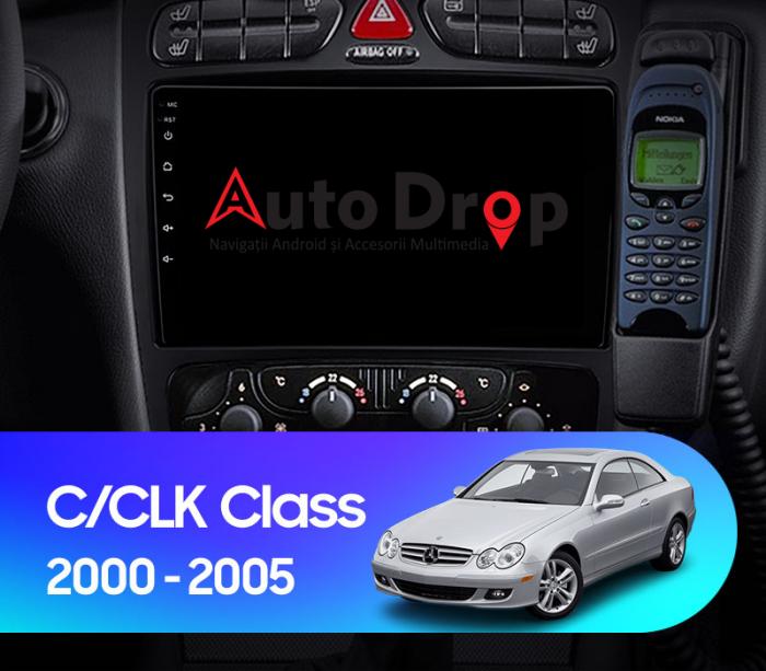 Navigatie Merdeces Benz C-Class / CLK PX6   AutoDrop.ro [17]