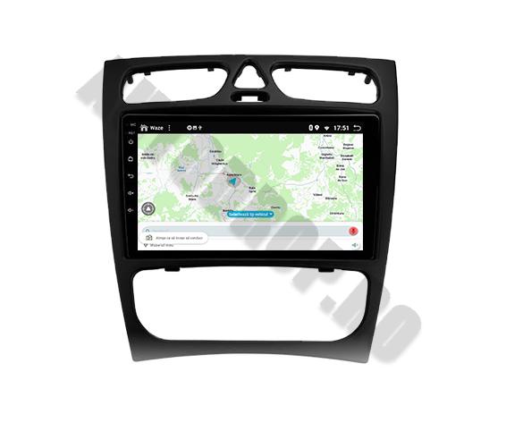 Navigatie Merdeces Benz C-Class / CLK PX6   AutoDrop.ro [12]