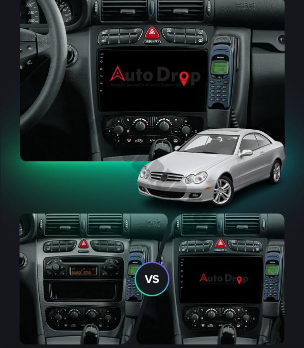 Navigatie Merdeces Benz C-Class / CLK PX6   AutoDrop.ro [18]