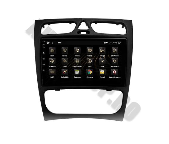 Navigatie Merdeces Benz C-Class / CLK PX6   AutoDrop.ro [5]