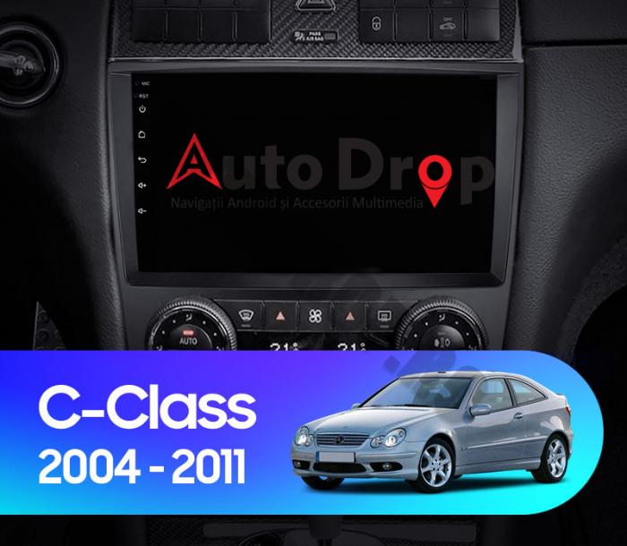 Navigatie Mercedes C-Class W203 2004-2011 | AutoDrop.ro [20]