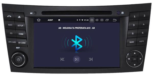 Navigatie Mercedes Benz E-Class/CLS Octacore 4GB+64 4