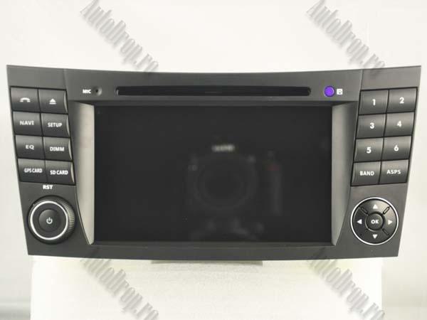 Navigatie Mercedes Benz E-Class/CLS Octacore 4GB+64 15