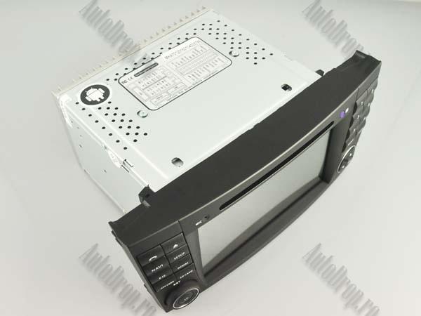 Navigatie Mercedes Benz E-Class/CLS Octacore 4GB+64 17