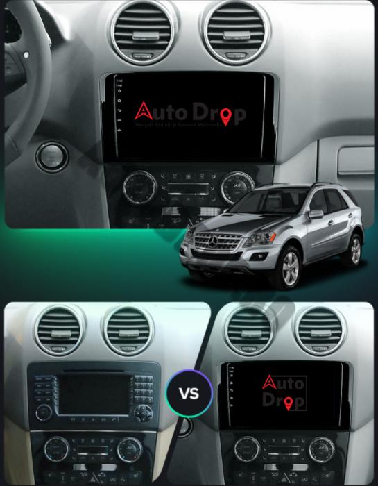 Navigatie Android Merdeces Benz ML/GL PX6 | AutoDrop.ro [17]