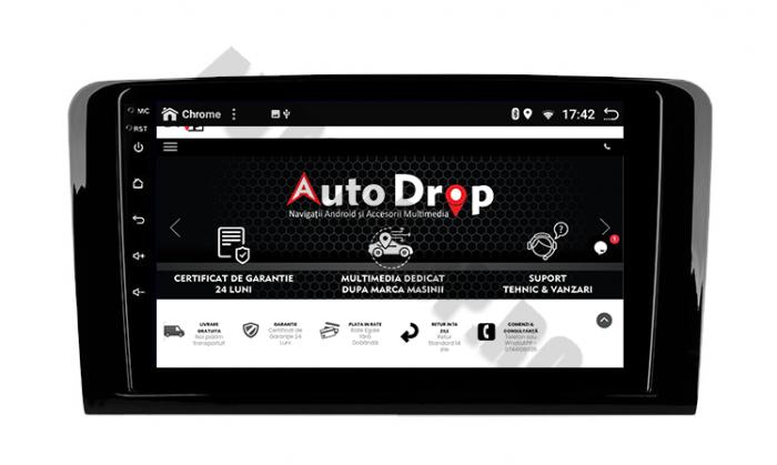Navigatie Android Merdeces Benz ML/GL PX6 | AutoDrop.ro [11]