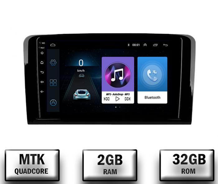 Navigatie Mercedes ML W164 / GL X164 2+32 | AutoDrop.ro 0