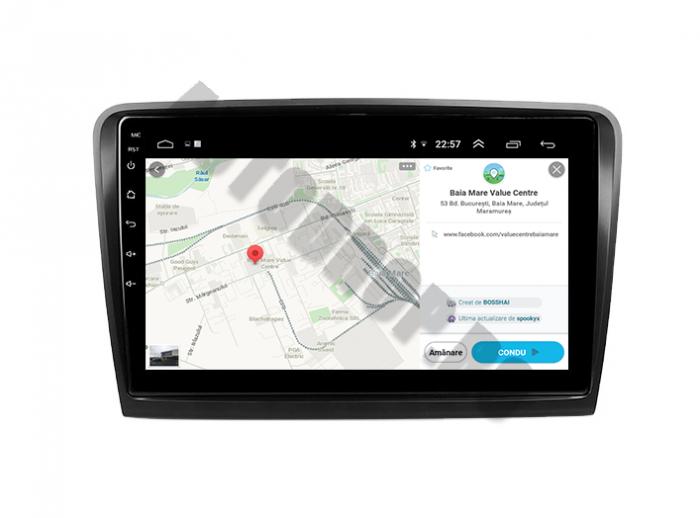 Navigatie Skoda Superb 2 Android | AutoDrop.ro 13