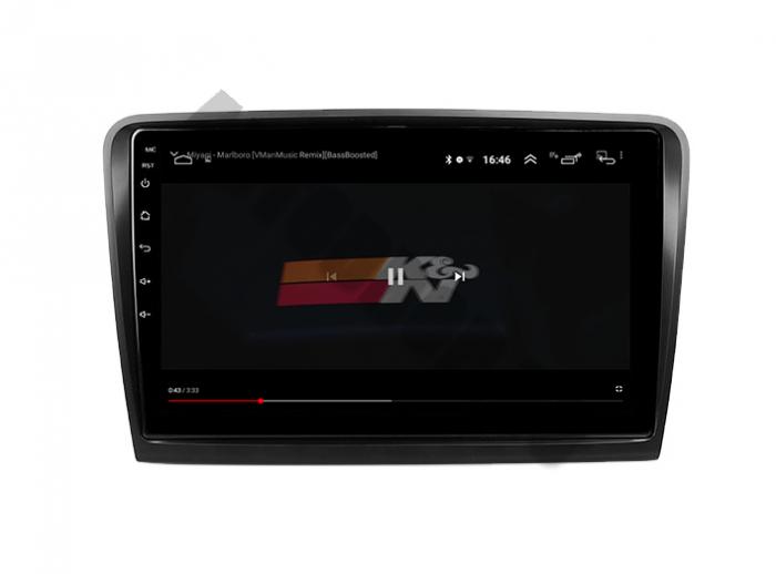 Navigatie Skoda Superb 2 Android 2+32GB | AutoDrop.ro 10
