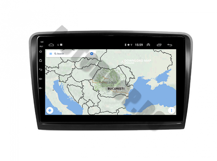 Navigatie Skoda Superb 2 Android 2+32GB | AutoDrop.ro 14