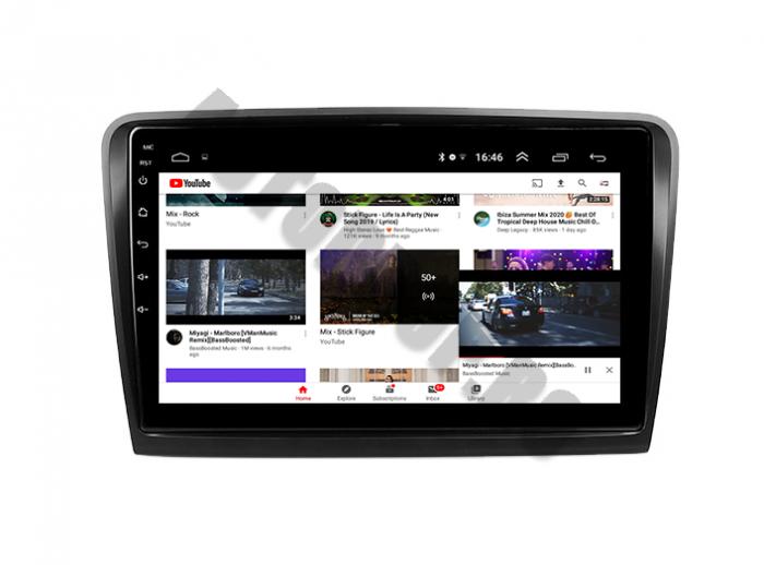 Navigatie Skoda Superb 2 Android 2+32GB | AutoDrop.ro 8
