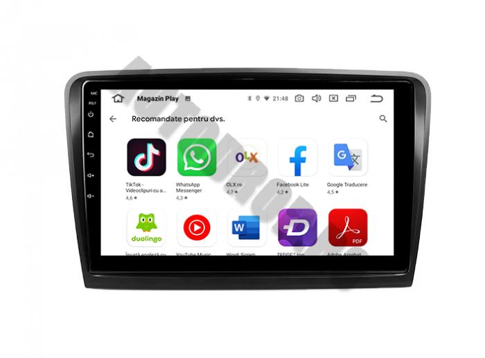 Navigatie Skoda Superb 2 Android 2+32GB | AutoDrop.ro 12