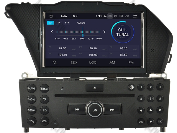 Navigatie Auto Mercedes Benz GLK 2+16GB   AutoDrop.ro 3