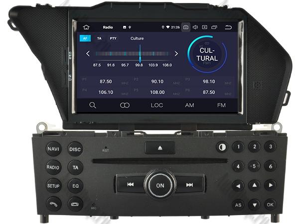 Navigatie Auto Mercedes Benz GLK 4+64GB | AutoDrop.ro 3