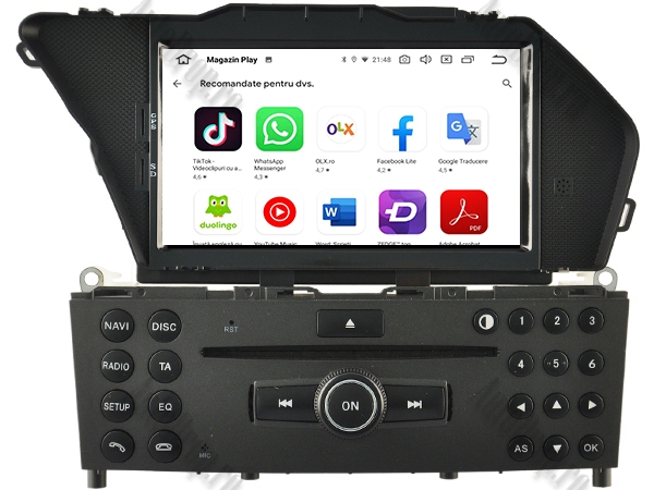 Navigatie Auto Mercedes Benz GLK 4+64GB | AutoDrop.ro 9