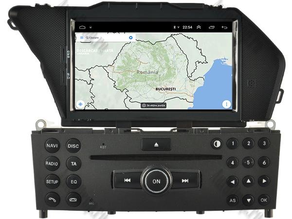 Navigatie Auto Mercedes Benz GLK 4+64GB | AutoDrop.ro 12