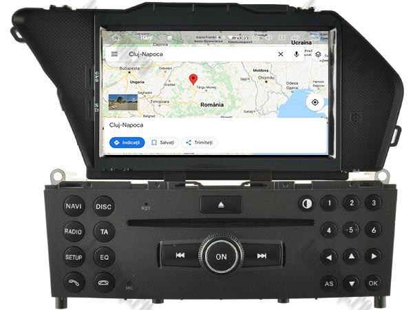 Navigatie Auto Mercedes Benz GLK 2+16GB   AutoDrop.ro 14