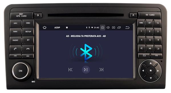 Navigatie Auto Mercedes Benz GL X164 - ML W164   2+16GB 4