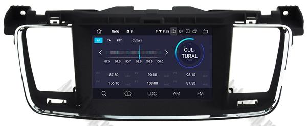 Navigatie Auto Peugeot 508 cu Android | 2GB + 16GB 20