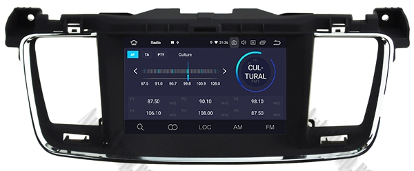 Navigatie Auto Peugeot 508 cu Android | 4GB + 64GB 3