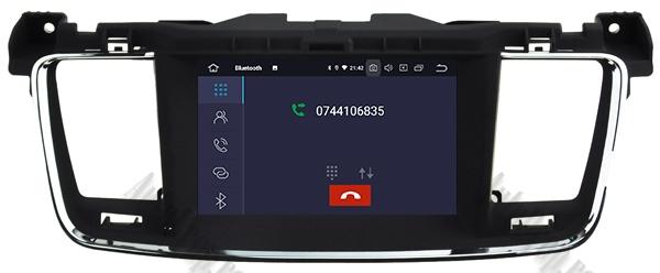 Navigatie Auto Peugeot 508 cu Android | 2GB + 16GB 23