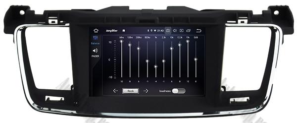 Navigatie Auto Peugeot 508 cu Android | 2GB + 16GB 14