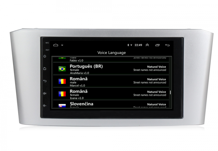 Navigatie Toyota Avensis 2004-2008 2+32GB   AutoDrop.ro [16]