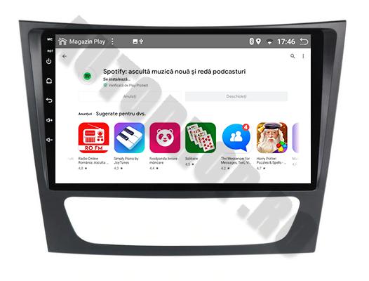 Navigatie Android Merdeces Benz W211/W219 | AutoDrop.ro [8]