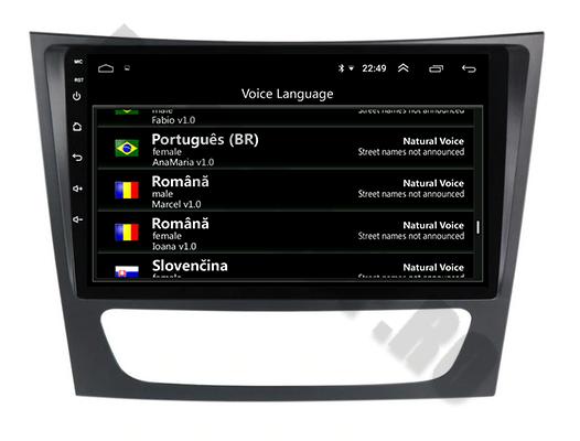 Navigatie Android Merdeces Benz W211/W219 | AutoDrop.ro [9]