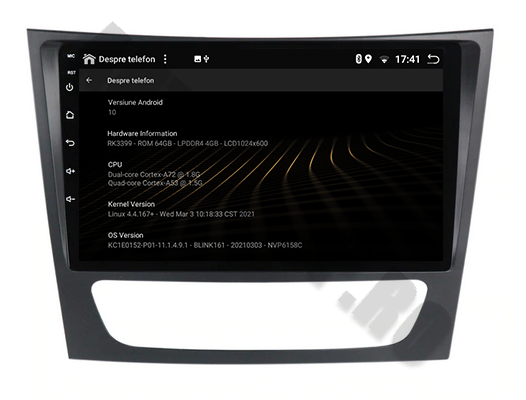 Navigatie Android Merdeces Benz W211/W219 | AutoDrop.ro [15]