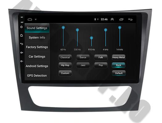 Navigatie Dedicata Mercedes Benz W211 | AutoDrop.ro 6