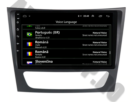 Navigatie Dedicata Mercedes Benz W211 | AutoDrop.ro 7