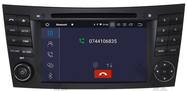 Navigatie Mercedes E-Class/CLS cu Android - AD-BGWMBW211P3 4