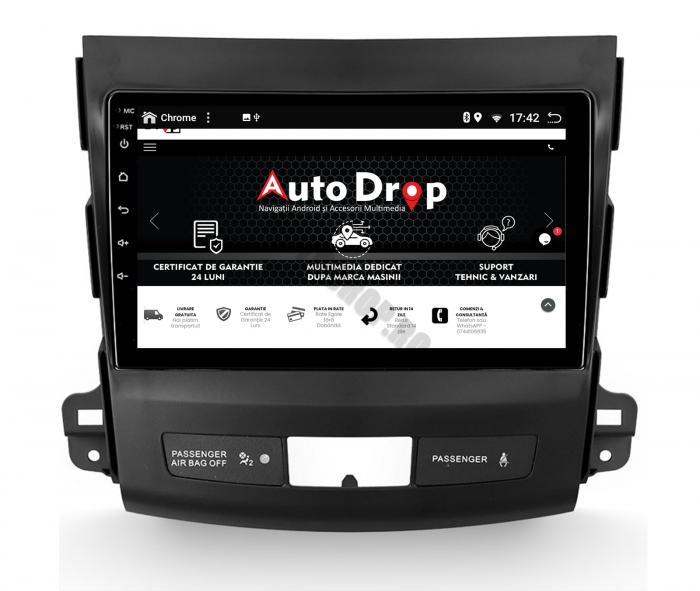 Navigatie Android Outlander / 4007 PX6 | AutoDrop.ro [12]