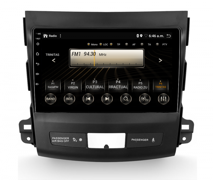 Navigatie Android Outlander / 4007 PX6 | AutoDrop.ro [2]