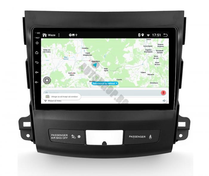 Navigatie Android Outlander / 4007 PX6 | AutoDrop.ro [8]