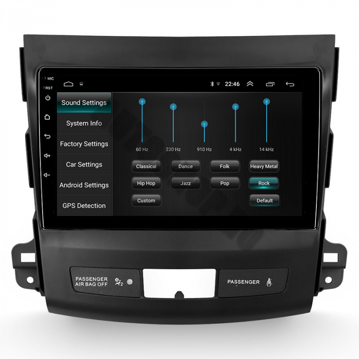 Navigatie Android Outlander 1+16GB | AutoDrop.ro 5