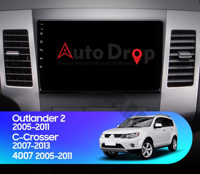 Navigatie Android Outlander 1+16GB | AutoDrop.ro 17