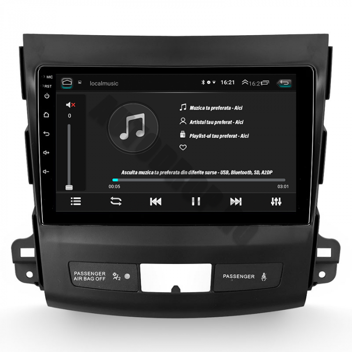 Navigatie Android Outlander 1+16GB | AutoDrop.ro 6