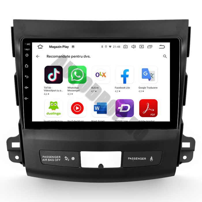 Navigatie Android Outlander 1+16GB | AutoDrop.ro 8