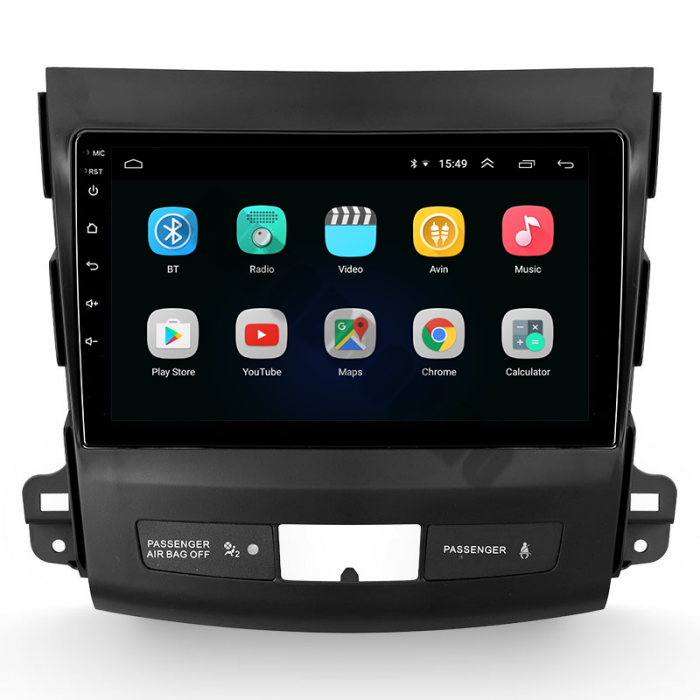 Navigatie Android Outlander 1+16GB | AutoDrop.ro 2