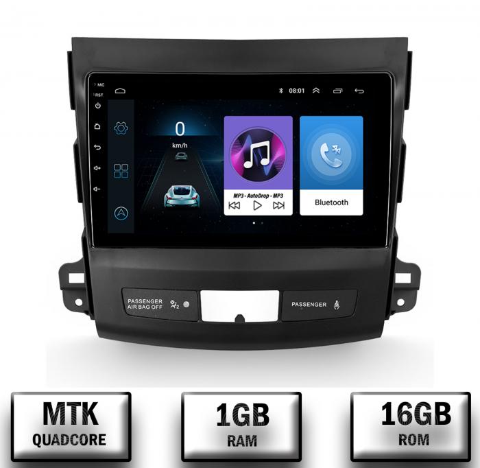 Navigatie Android Outlander 1+16GB | AutoDrop.ro 0