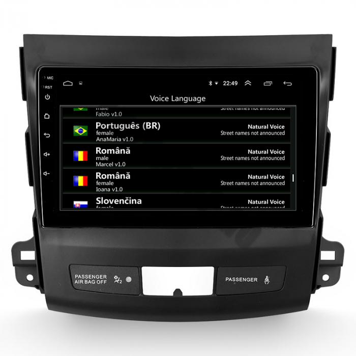 Navigatie Android Outlander 1+16GB | AutoDrop.ro 10