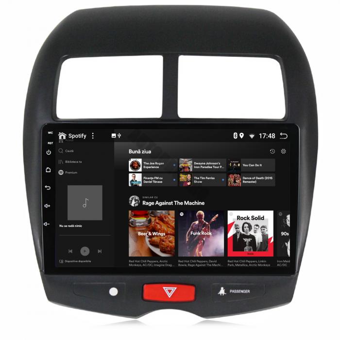 Navigatie Mitsubishi ASX Android 10 PX6 | AutoDrop.ro [11]