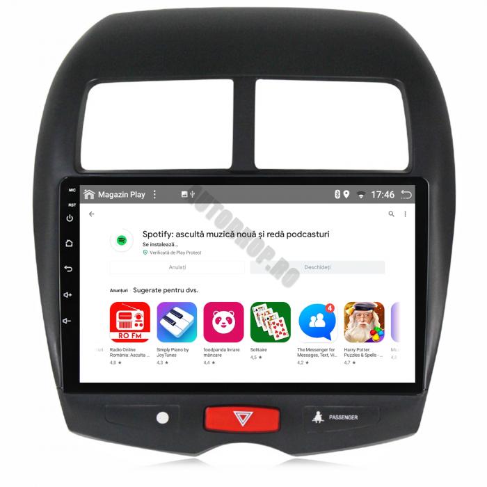 Navigatie Mitsubishi ASX Android 10 PX6 | AutoDrop.ro [10]