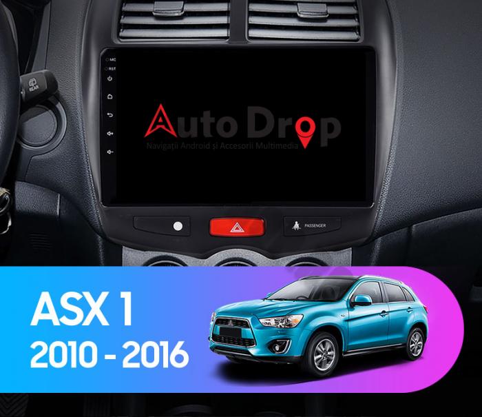 Navigatie Mitsubishi ASX Android 10 PX6 | AutoDrop.ro [18]