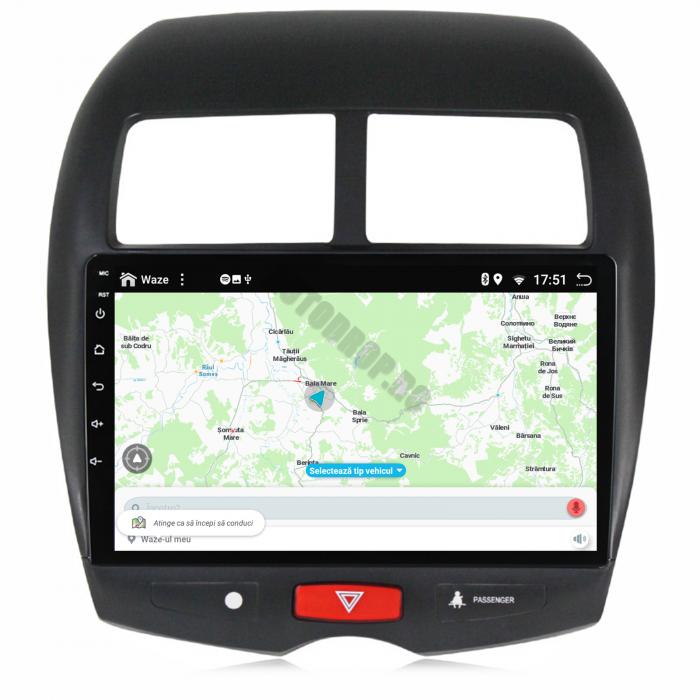 Navigatie Mitsubishi ASX Android 10 PX6 | AutoDrop.ro [13]