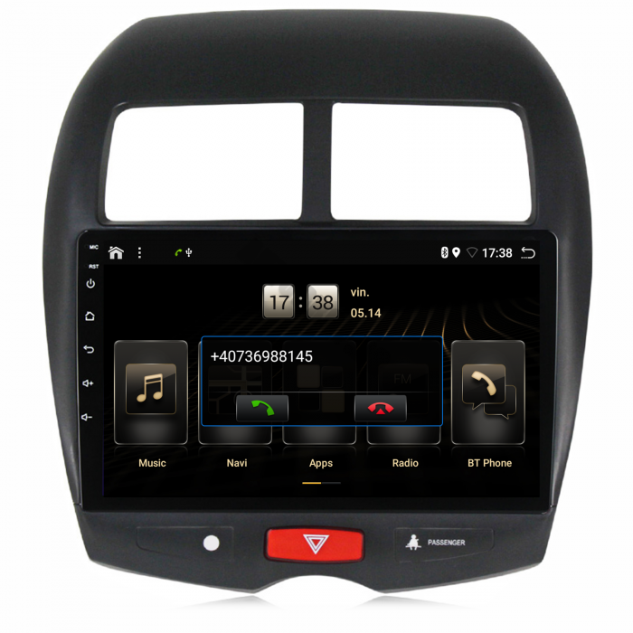 Navigatie Mitsubishi ASX Android 10 PX6 | AutoDrop.ro [5]